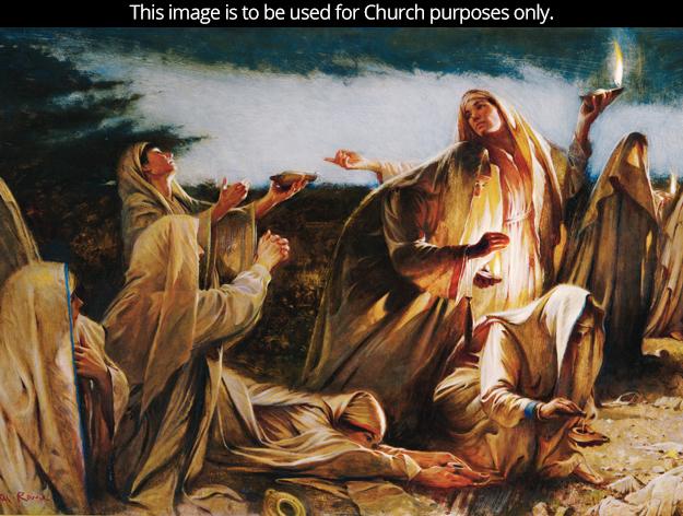 Healing Service 28-11-18 – Matthew 25:1-13- Advent- Rev Canon Christopher Allan