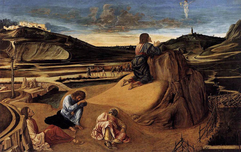 Healing Service – Jesus' Prayer of faith – Luke 22:39-46; Matthew 26:36-46, Mark 14:32 – 42 – Christopher Allan
